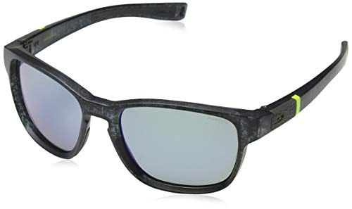 Julbo Paddle Sonnenbrille, Mattblau, durchscheinend, L