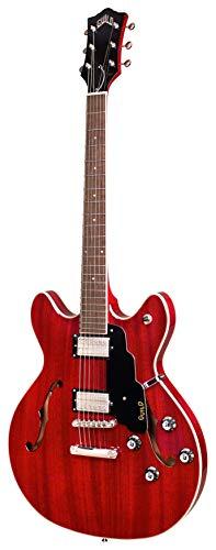 Guild Newark Collection Starfire I DC Cherry Red E-Gitarre