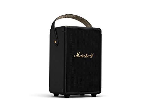 Marshall Tufton Tragbarer Lautsprecher Bluetooth - Black & Brass