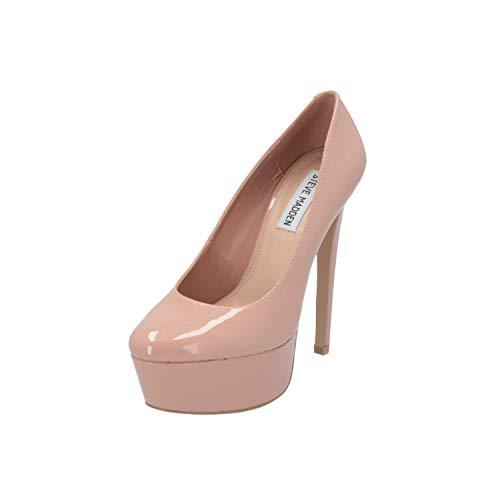 Steve Madden Deserve Damen Pumps Beige High-Heels Stilettos Absatz-Schuhe, Größe:EUR 37 (UK 4.5)