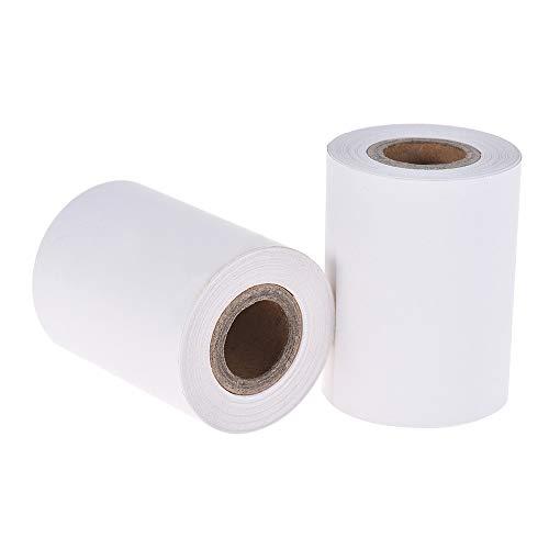 PKA Rouleaux de Papier Thermique 57 mm 2 1/4