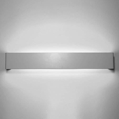 Dhl Led-wandlamp, wandlamp, wandlamp, van aluminium, uplighter, woonkamer, lavata