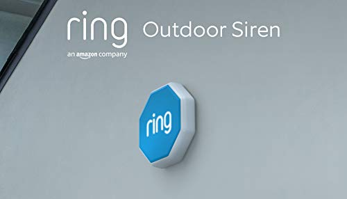 Introducing Ring Alarm Outdoor Siren by Amaz