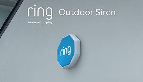 Introducing Ring Alarm Outdoor Siren by Amaz