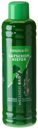 Herbacin Latschenkiefer Wellness-Bad, 3er Pack (3 x 1000 ml)