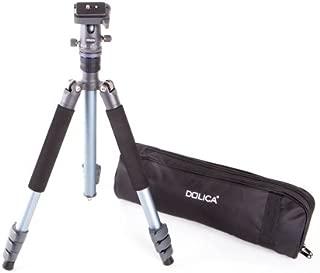 Dolica LA600 Pro 60-Inch Aluminum Alloy Traveler Edition Tripod (Black)