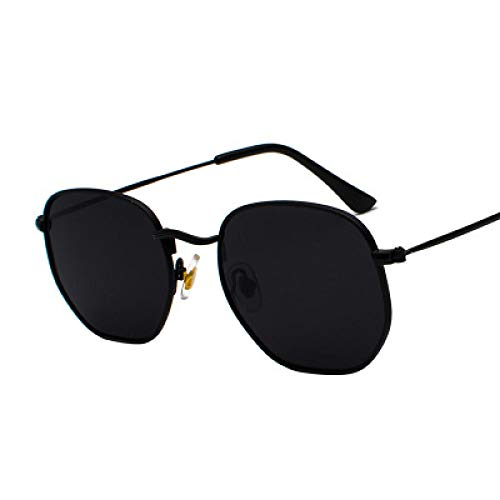 Gafas de Sol Hombres Sunglases Mujeres MarcaDriving Shades Gafas De Sol Masculinas para Hombres Gafas Uv400 Blackgray