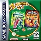 2 Games in 1 - Power Rangers Pack