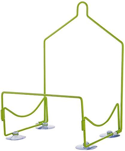 ZfgG Badkamer planken Vanity units Eenvoudige Mode Wasbak haken Planken Hoek doucheplank Douchebak Staande wastafel Zuignap Douchebak Metalen badkamerplank
