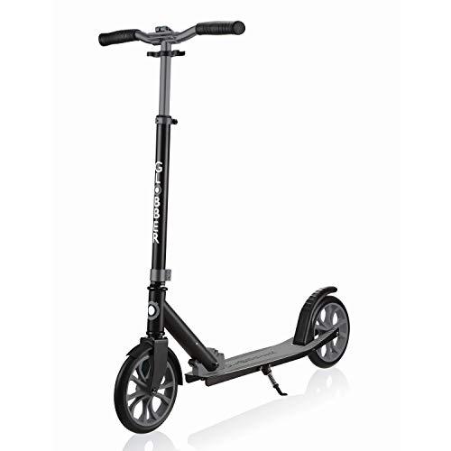 Patiente eléctrico Globber NL205, 2 Wheel Scooter, Black-Grey