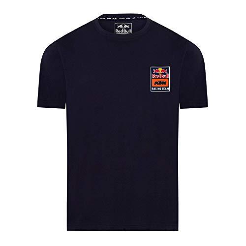 Red Bull KTM Backprint Camiseta, Hombres Medium - Original Merchandise