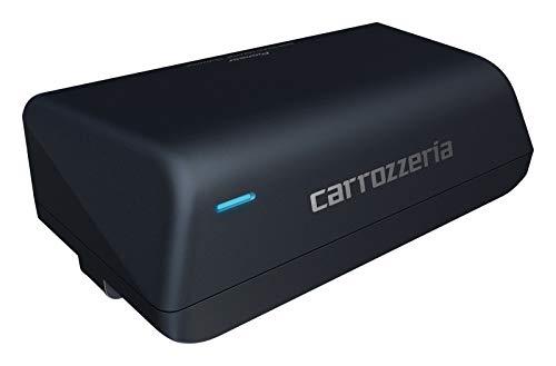 パイオニア スピーカー カロッツェリア TS-WX010A 17cm×8cm パワードサブウーファー