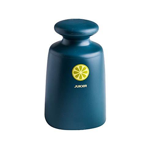 Handmatige Sapcentrifuge Portable Handmatige citruspers met filter Multifunctionele Orange Lemon Lime Druk op snelle en effectieve Juice Extraction Gezond Modern Geschenk