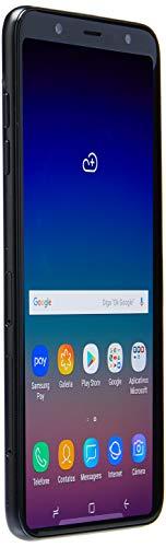 Smartphone, Samsung, Galaxy A6+ SM-A605GZKQZTO, 64 GB, 6'', Preto