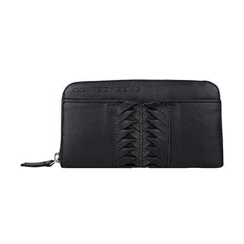 Cowboysbag Portemonnaie Geldbörse Purse Silverbrook Black Schwarz 2045