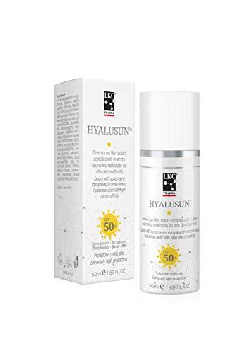 Hyalusun® SPF 50, Protezione Solare - 50 ml LKC Pharma