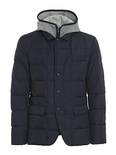 Fay Luxury Fashion Uomo NAM4541037MSJT4359 Azzurro Poliestere Giacca Outerwear | Primavera-Estate 21