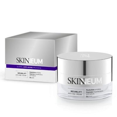 Skinneum Skinneum neumlift antiage crema piel seca 50ml. 1 Unidad 50 ml
