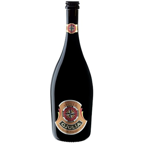 Birra artigianale Ovest ambrata Occidens 750 ml. - Birrificio Gjulia