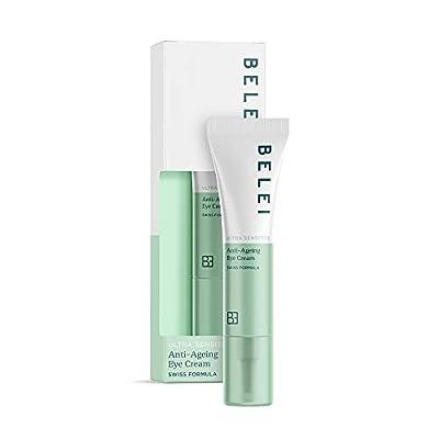 Amazon Brand - Belei - Ultra Sensitive Anti-Ageing Eye Cream, 15 ml