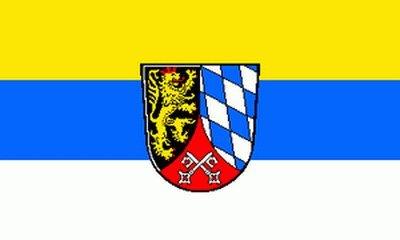 Flagge Fahne Oberpfalz 90x150cm