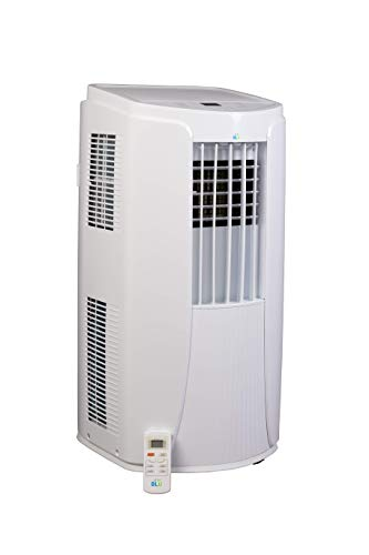 BLU12HP 12,000 BTU Portable Air Conditioning Unit with Complimentary Window Kit...