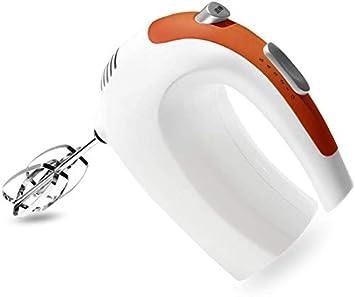 Mezclador de Mano eléctrico - batidor de Huevo, Procesador de Alimentos Multifuncional Mini Electric Mixer 220V 5 Velocidad de Mano Batidor de Huevo Cocina Bate Alimentos Herramienta casa