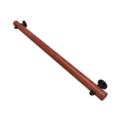 Kindersicherheitsmassivholzgeländer,freitragende Treppenhalterungen, Indoor Haus Anti-Rutsch-Track-Unterstützung, 50cm-300cm, Komplettes Kit AAA~ (Size : 120cm)