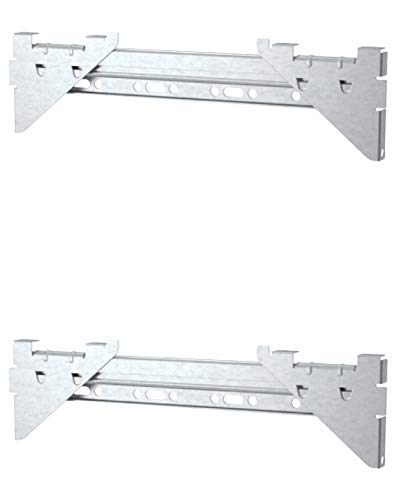 IKEA EKET - Riel de suspensión para montaje en pared