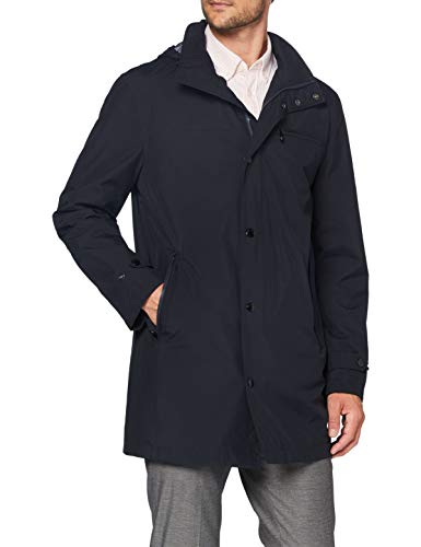 Pierre Cardin Herren Coat Gore-Infinium Voyage Jacke, Blau (Marine 3000), XXX-Large (Herstellergröße: 64)