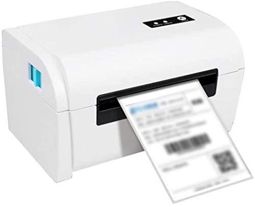 Code Barcode Imprimante Imprimante Thermique Réception USB Bluetooth Avec Impression Ticket Haute Vitesse Étiquette D'expédition Imprimante Vitesse 160Mm / S Sécurité