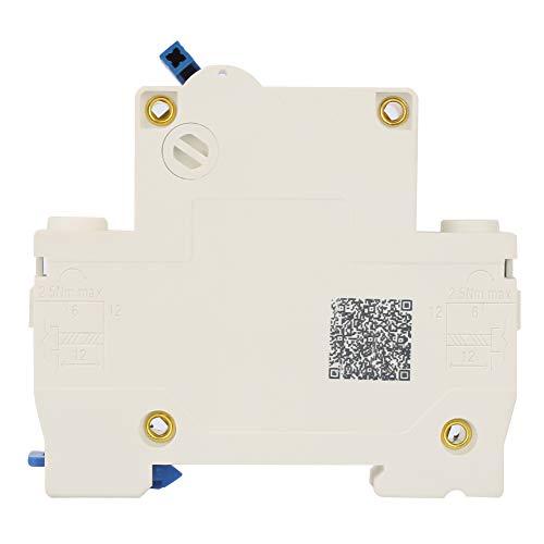SANON 230Vac Dz47-63 Interruptor de Corte Magnetotérmico 1 Polo (40A)