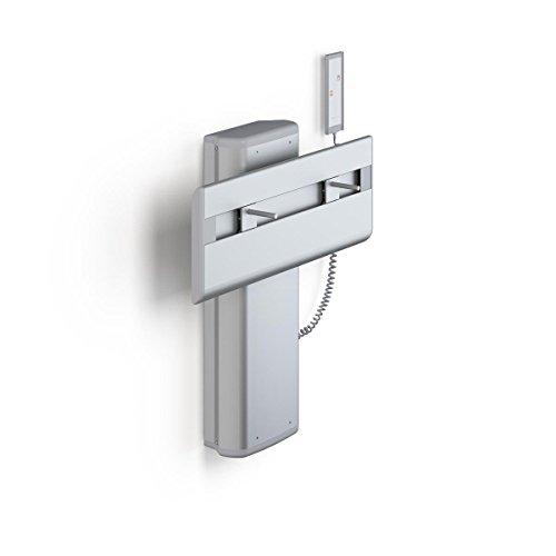 Pressalit R4751 elektrischer Waschtisch-Lifter höhenverstellbar, Waschbecken behindertengerecht, barrierefrei für Senioren (54 x 62 x 15 cm, Belastbarkeit 100 kg)