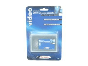 DISCWASHER 1782 VHS-C Head Cleaner for Camcorders