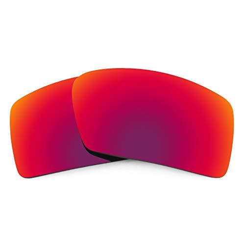 Revant Ersatzgläser für Oakley Eyepatch 2, Polarisiert, Mitternachtssonne MirrorShield