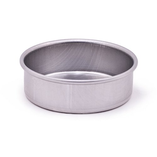 Parrish's Magic Line Round Cake Pan, 6 x 2 Inches Deep