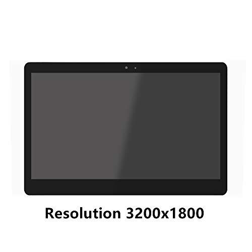 FTDLCD® Per ASUS Zenbook Flip UX360U UX360UA LP133QD1-SPB2 13.3'' QHD Schermo LCD Touch Screen Digitizer Assembly 3200x1800