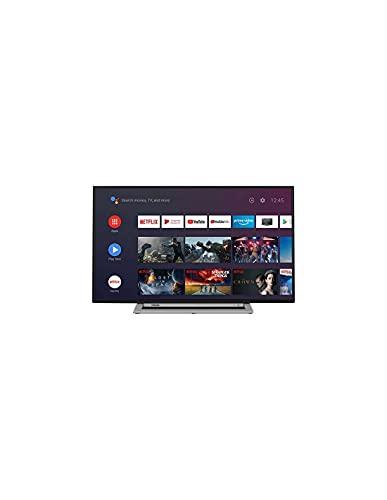 "Smart TV Toshiba 55UA3A63DG 55"" 4K Ultra HD DLED WiFi Zwart"