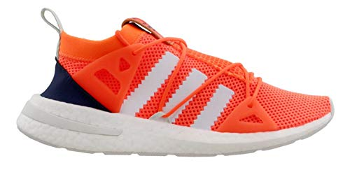 adidas Originals Womens Arkyn Boost Fashion Cross Training Shoes, Solar Orange/Cloud White/Ice Mint, 9.5 M US