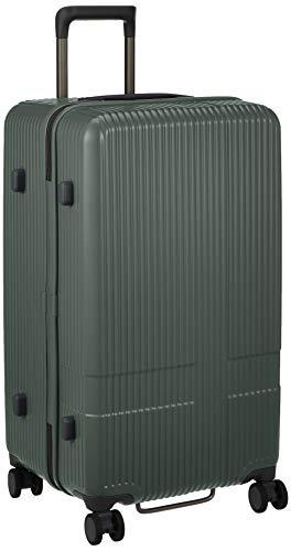 [イノベーター] スーツケース グッドサイズ スリム 多機能モデル INV70 保証付 75L 70 cm 4.2kg オリーブドラブ