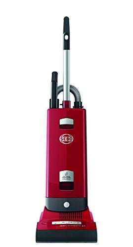 Sebo Automatic X7 Bürststaubsauger, Kunststoff, Rot