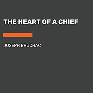 The Heart of a Chief audiobook cover art