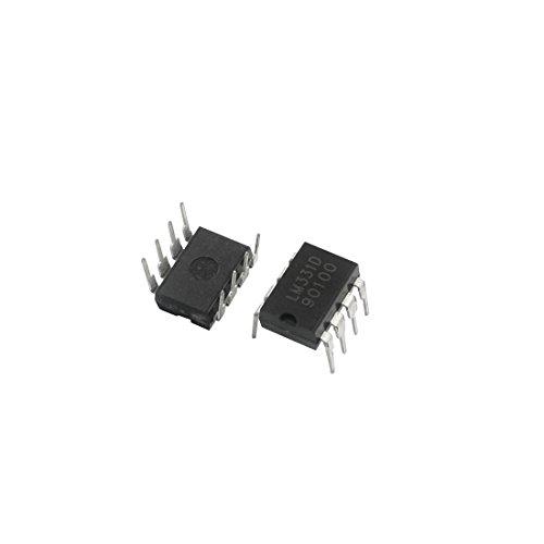 Aexit LM331 DIP-8 Durchsteckmontage Präzision Spannung zu Frequenzwandler IC Chip 2Pcs (180e5c5c83188bfeff49bb05ebdbb106)