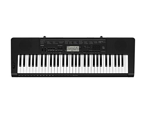 Casio CTK-3500AD Full Size Touch Response Keyboard - Black