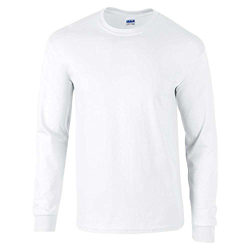 GILDANHerren T-Shirt Weiß weiß XL - 46/48