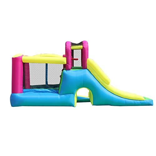 Spielplatz Fitnessgeräte - Spielplatz Fitnessgeräte in Color, Größe 485*230*223cm