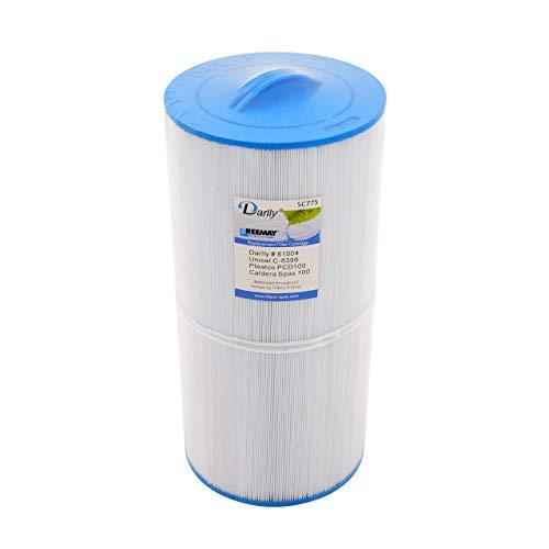 Filtre filtre darlly ® sC775 filtre à lamelles 100 caldera