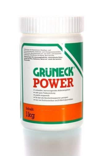 Preisvergleich Produktbild Abbeizer Grüneck Power 1kg,  Farbentferner,  Entlacker,  Entschichter