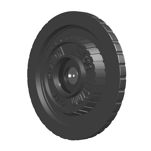 GIZMON Wtulens L 極薄 ミラーレスカメラ用 17mm超広角レンズ (マイクロフォーサーズ)