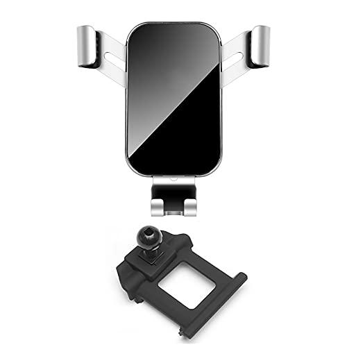 Para NissanBluebird 2016 2017 2018 2019 2020, soporte para teléfono para automóvil, giratorio de 360 grados, soporte para salida de aire para automóvil, soporte para consola central para automóvil